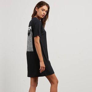 Volcom Boyfriend Me T-shirt Dress